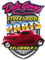 Dale Gerry Street Rods and Parts in Kelowna BC